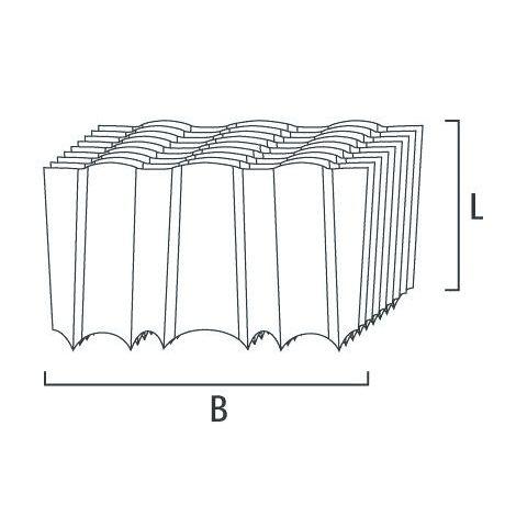 Vlnky 35 mm - 5000 ks